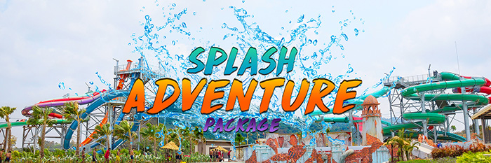 Splash Adventure Package