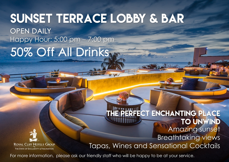SUNSET TERRACE LOBBY & BAR