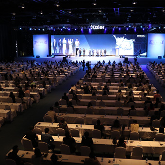 (English) Haier Returns to PEACH for Successful Dealer Conference 2018