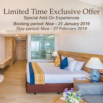 Royal Cliff Celebrates Incredible Makeover with Special Limited Time Offer