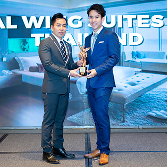 Royal Wing Suites and Spa Named Asia's Top Leisure Hotel by Now Travel Asia