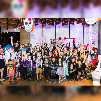 Royal Cliff breaks previous attendance record for the Halloween Family Party of the Year